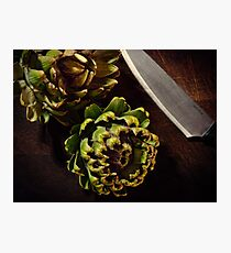 Fresh From The Garden Photographic Print