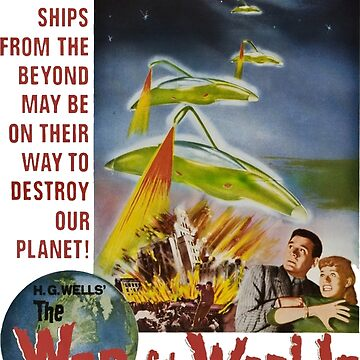 THE WAR OF THE WORLDS by katapugon