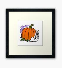 Spooky Framed Print