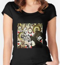Marc Bolan Women's Fitted Scoop T-Shirt