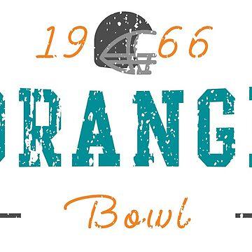 Orange Bowl by HomePlateCreate