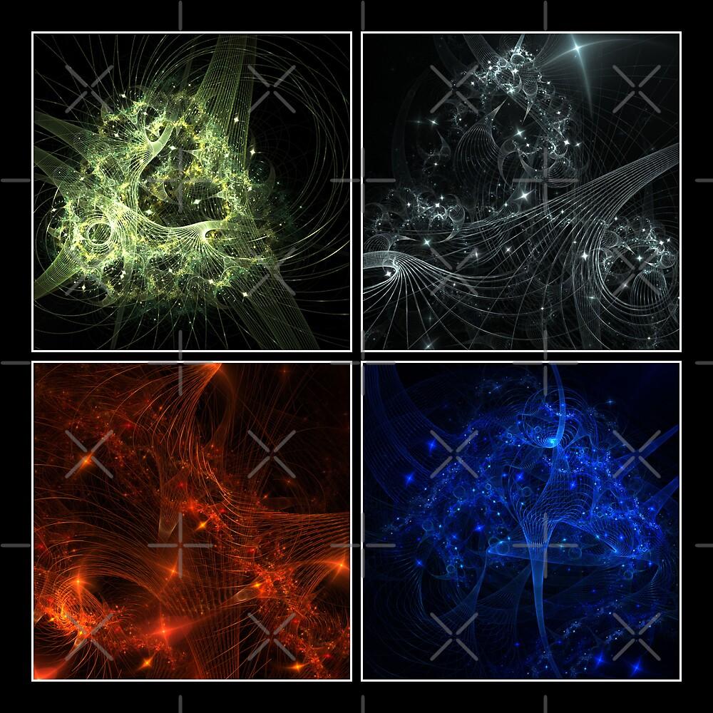 Elemental IV by Rhonda Blais