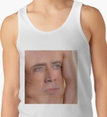 b3f2d569be0cb Nicolas Cage - Ribcage Men s Tank Top
