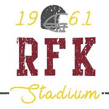 RFK Stadium by HomePlateCreate