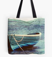 this boat has lift off Tote Bag