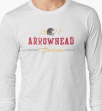 Arrowhead Stadium Long Sleeve T-Shirt