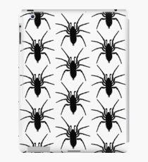 Black Spider iPad Case/Skin