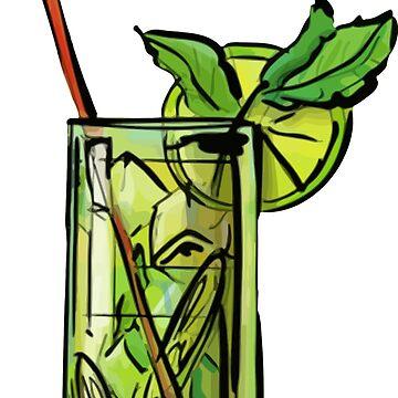 Mojito cocktail. by Claudiocmb