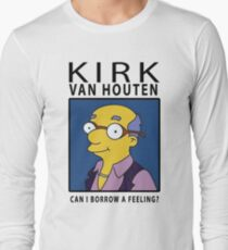 Kirk Van houten - Can i borrow a feeling? T-Shirt