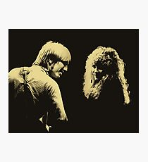 Tom Petty and Stevie Nicks Photographic Print