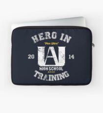UA - Hero in Traning Laptop Sleeve
