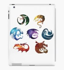 Drachenklassen - Galaxy iPad-Hülle & Skin