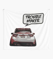 Troublemaker Wall Tapestry
