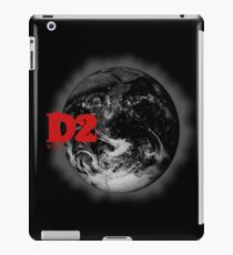 D2 ~ Eclipse Edition [No Text ver.] iPad Case/Skin