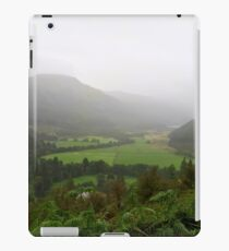 Scottish Valley iPad Case/Skin