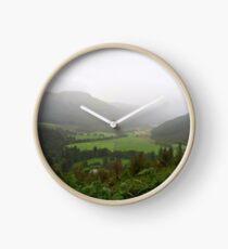 Scottish Valley Clock