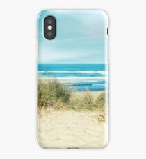 dune view iPhone Case/Skin