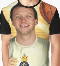 Joe Ingles, Jazz Jesus Graphic T-Shirt