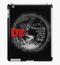 D2 ~ Eclipse Edition [Text ver.] iPad Case/Skin