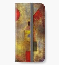 The Red Balloon iPhone Wallet/Case/Skin