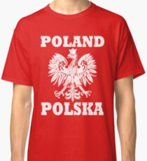 COAT OF ARMS-POLAND Classic T-Shirt