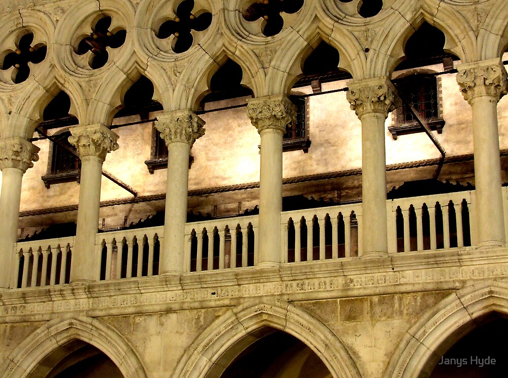 Palazzo Ducale by Janys Hyde