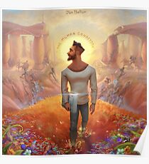 Jon Bellion The Human Condition Poster