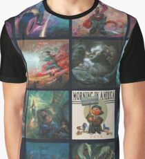 Jon Bellion The Human Condition Graphic T-Shirt