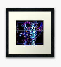 Neuromancer Framed Print