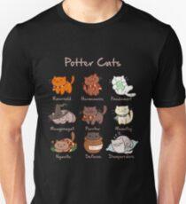 Potter Cats Unisex T-Shirt