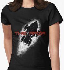 Dunkle Materie - Der Raza Tailliertes T-Shirt