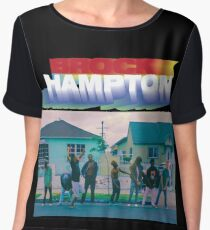 BROCKHAMPTON HEAT  Women's Chiffon Top