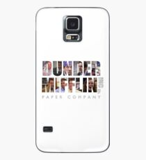 dunder mifflin Case/Skin for Samsung Galaxy