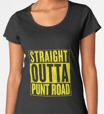 Straight Outta Punt Road Women's Premium T-Shirt