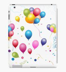 Balloon party iPad Case/Skin