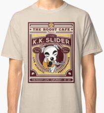 K.K. Slider Gig Poster Classic T-Shirt