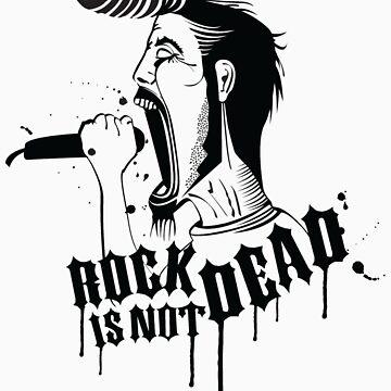 rock is not dead by klupit