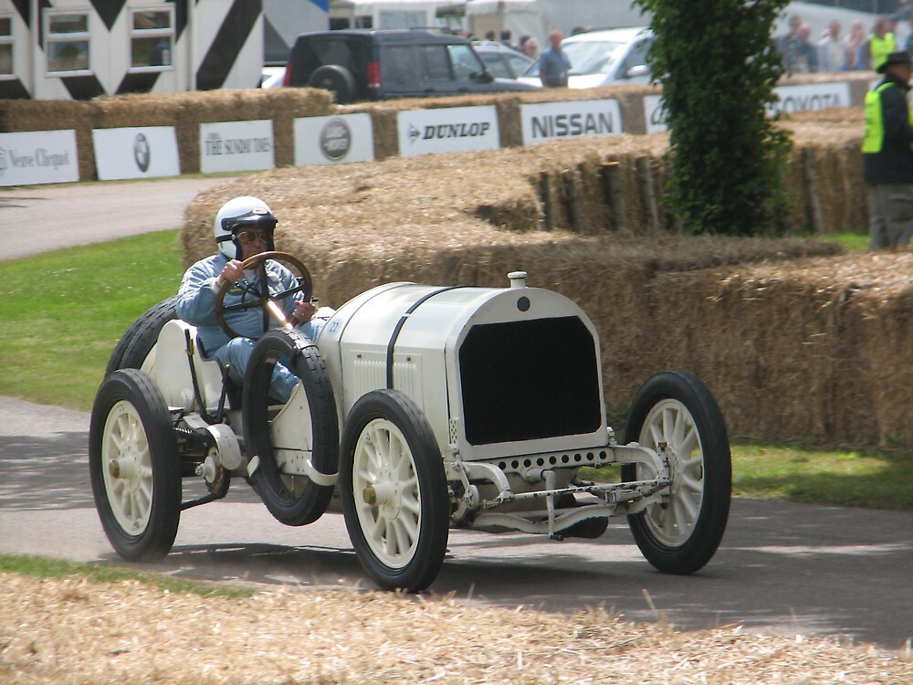 Benz Grand Prix 1908 by tomalley
