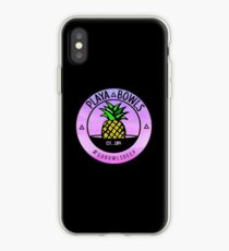 Ombre playa bowls iPhone Case