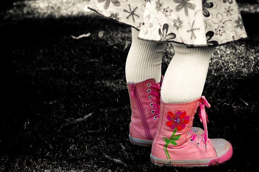 baby pink by Belinda Fraser