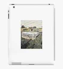 73 F100 photo art iPad Case/Skin