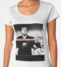 TONY MONTANA Women's Premium T-Shirt