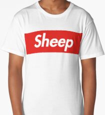 Sheep Supreme Long T-Shirt