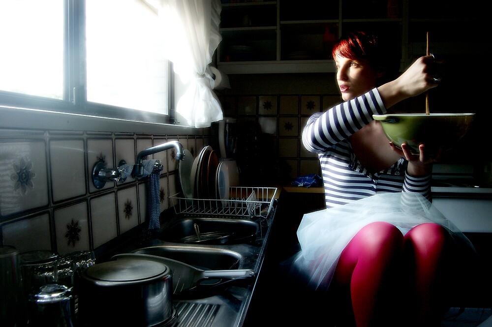 domestic goddess by Bronwen Hyde