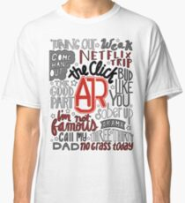 AJR The Click Classic T-Shirt