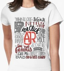 AJR The Click Women's Fitted T-Shirt
