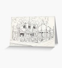 St. Anthony Main, Minneapolis Minnesota Greeting Card