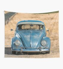 Manuel's Canadian VW Beetle Wall Tapestry