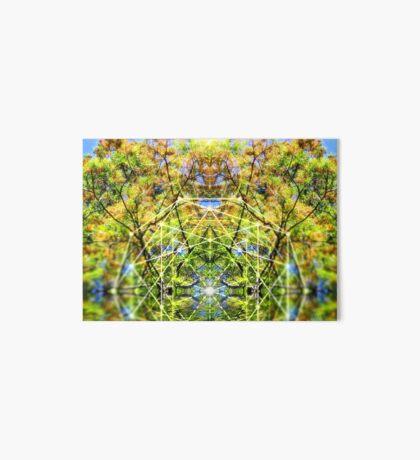 Sacred Botanidelica Art Board