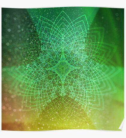 Geometry Dreams : LOVE Poster